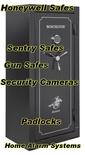 safes and padlocks