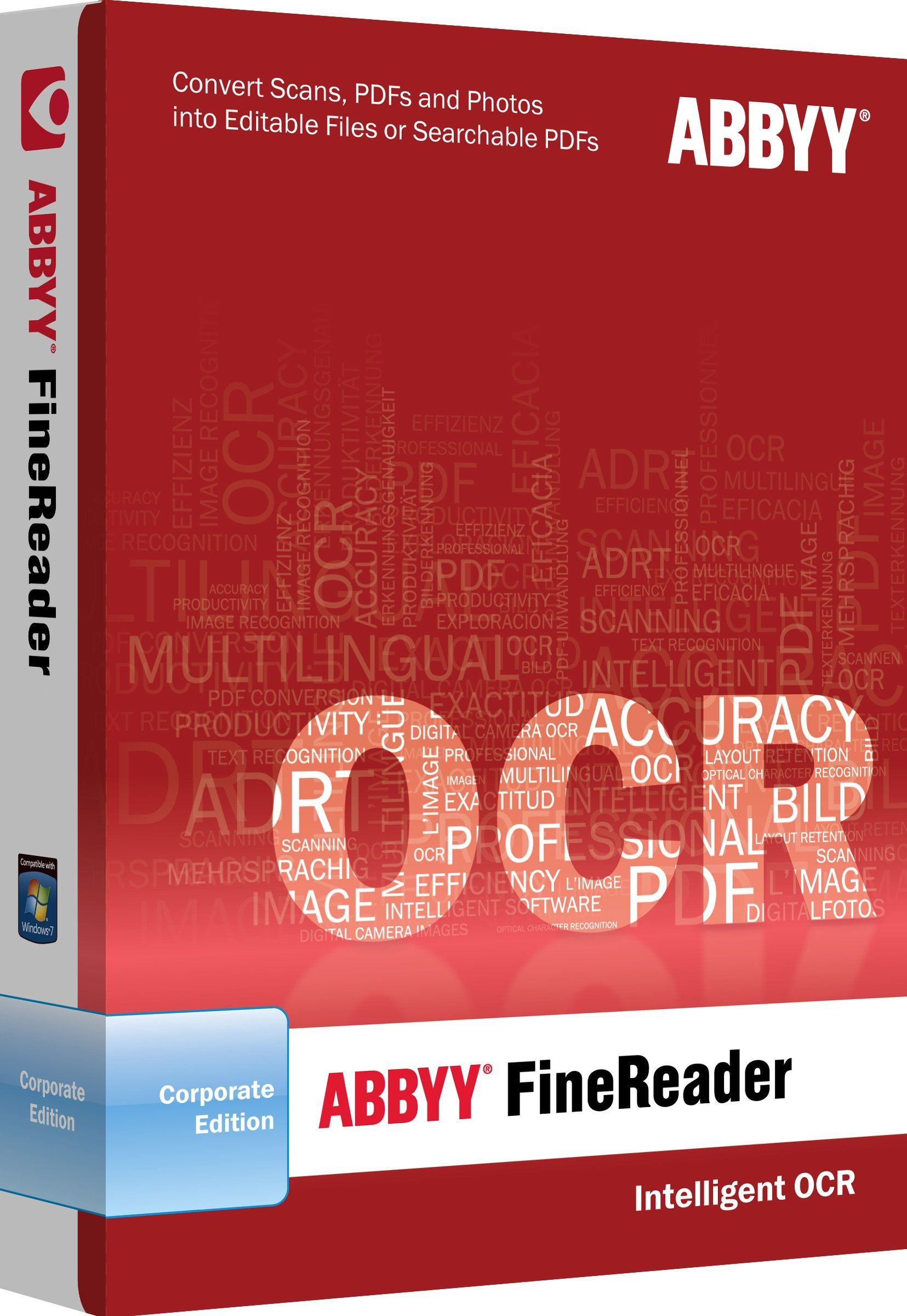 ABBYY FineReader v11.0.102.536 Corporate Edition