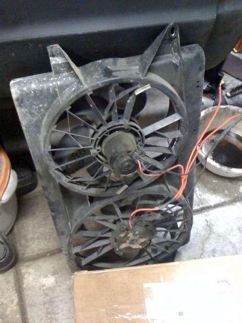 Taurus Fan Wiring Help