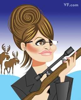 Palin in Vanity Fair