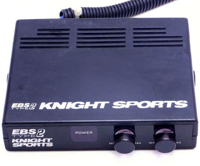 KNIGHT SPORTS EBS 2 boost controller FD3S FC3S RX7 13BT 13B-REW