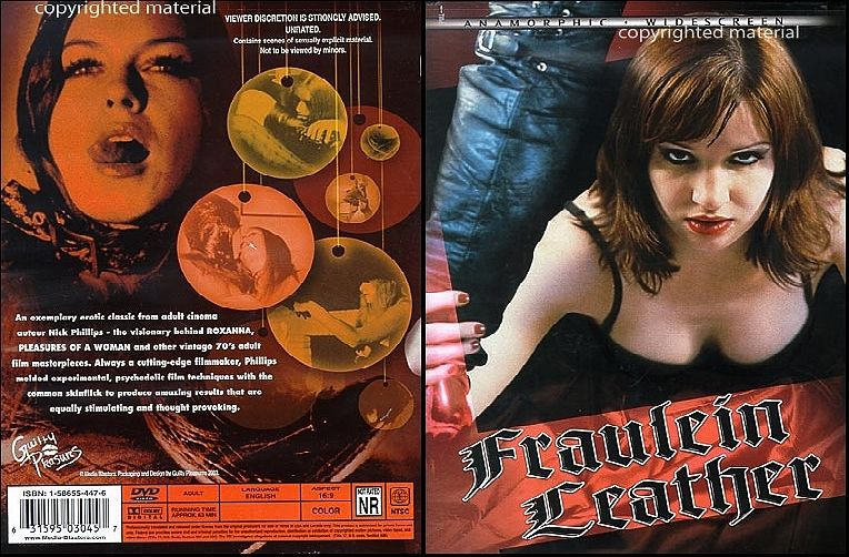 iwnmi Nick Millard   Fraulein Leather [Extras] (1974)