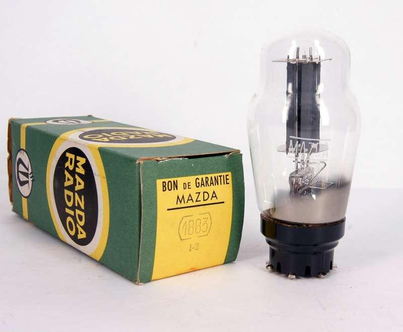 1883 rgn1883 mazda tube valvola lampe tsf r hre nos ebay. Black Bedroom Furniture Sets. Home Design Ideas