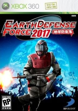 EARTH DEFENCE FORCE 2017 [REGION FREE]