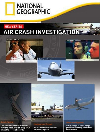 6vcse Air Crash Investigation COMPLETE S 1 2 3 4 5 6 avi