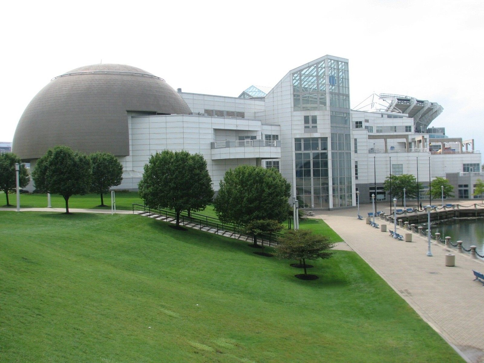 Imax Natural History Museum Cleveland